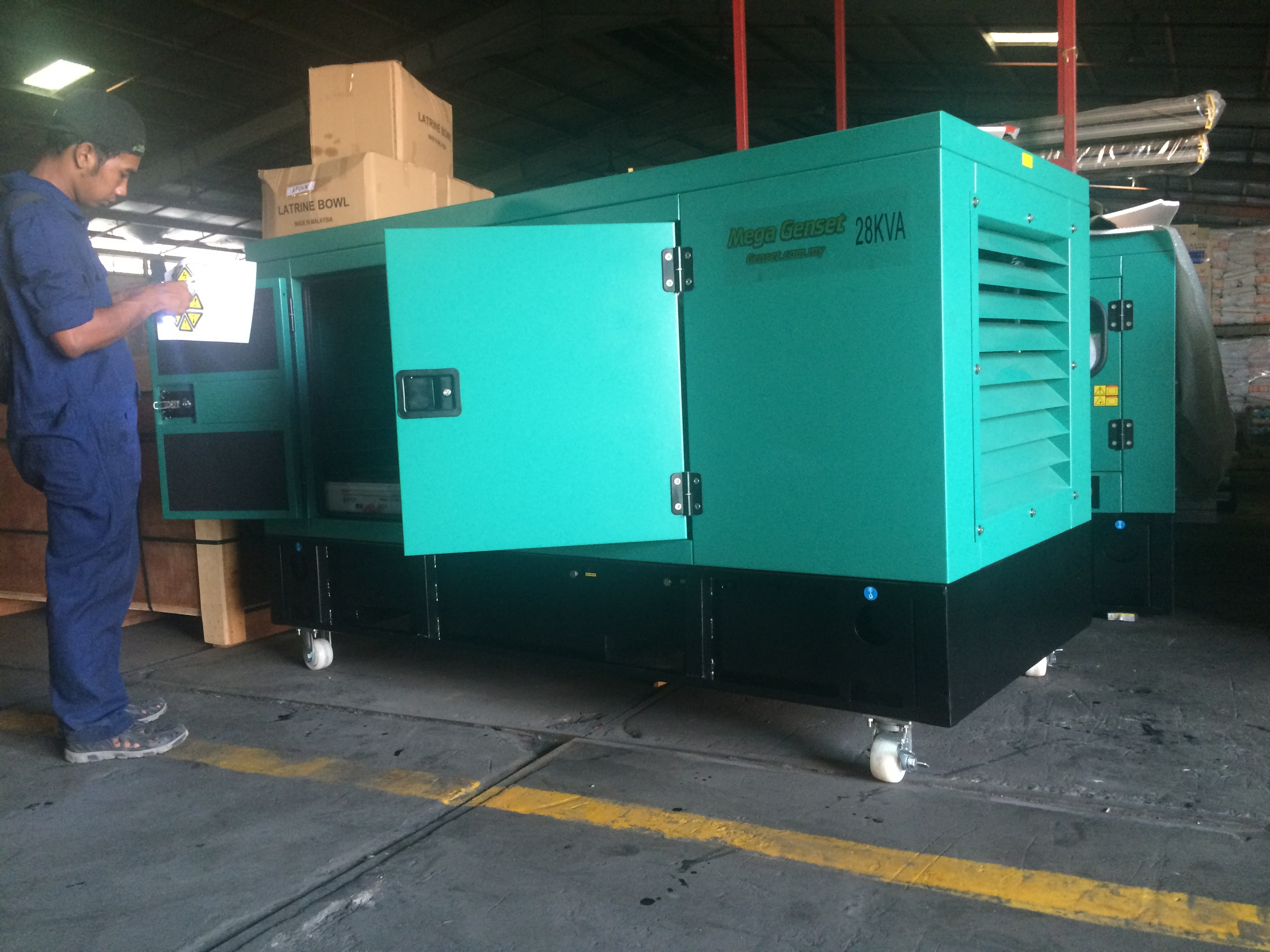 Generator Sale Malaysia Purchase Gensets All Kinds