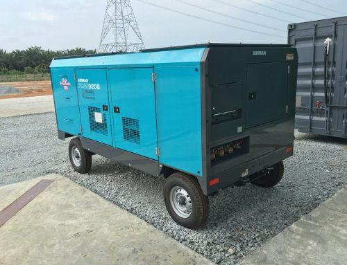 Generator Welding Set